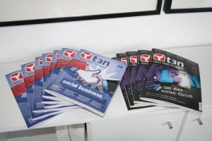 der neue Lesestoff im Coworking Erfurt